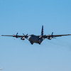 Maxwell AFB  - a C-130 Hercules on approach to the airfield. Montgomery, AL - 3 Mar 2013