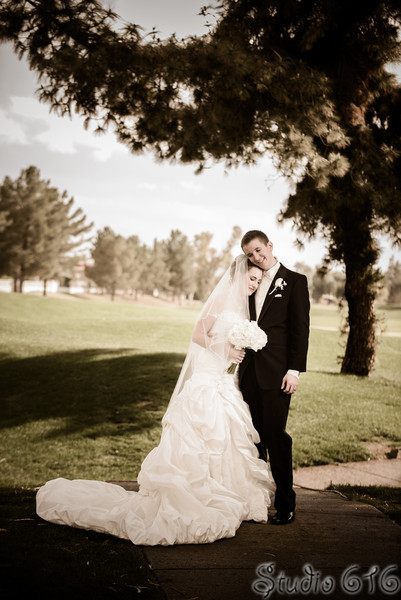 Angela and John Phoenix Wedding Photography