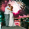 Bean & Cam's  4th of July wedding at Prairie St. Brewhouse. Wedding photographer -Ryan Davis Photography – Rockford, Illinois.