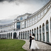 Tom and Tracey got married in Powerscourt Hotel Wicklow ( Featured in the Irish Times)