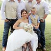 CRYSTAL AND PJ FORMALS WITH WEDDING PARTY CATHERINE KRALIK PHOTOGRAPHY   (343)