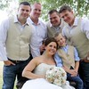 CRYSTAL AND PJ FORMALS WITH WEDDING PARTY CATHERINE KRALIK PHOTOGRAPHY   (345)