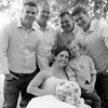 CRYSTAL AND PJ FORMALS WITH WEDDING PARTY CATHERINE KRALIK PHOTOGRAPHY   (346)