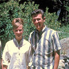 Bill and Dorothy at Camp Nelson 1964