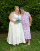 070 Tracy's Wedding July 2014 - Tracy & Mother