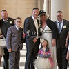 wedding photography Leeds Town Hall