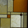 Record-Eagle/Allison Batdorff<br /> The chapel door at Munson Medical Center is made of stained glass.