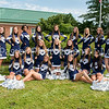 WGHS Varsity Football Cheerleaders