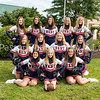 WGHS 9th Grade Football Cheerleaders