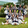 WGHS JV Football Cheerleaders