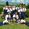 WGHS Saxophone/Mellophone section