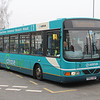 Arriva Midlands North 3702 Cannock Bus Station Apr 14