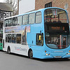 West Midlands Travel 4691 Ironmonger Row Coventry Apr 14