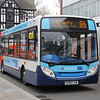 Stagecoach Midlands 36214 Ironmongers Row Coventry Apr 14