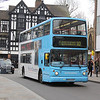 West Midlands Travel 4418 Ironmonger Row Coventry Apr 14