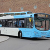 West Midlands Travel 2156 Ironmonger Row Coventry Apr 14