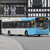 West Midlands Travel 2154 Ironmonger Row Coventry Apr 14