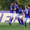 2014, WIU vs WMU, W 3-0, Austin Gochneaur #4, GOAL!!! Celebration