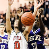 95 WHS Boys Basketball Aric Laplante