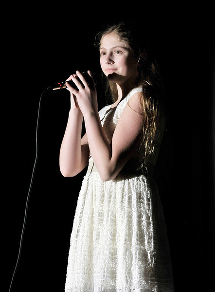 220 North Middle School Talent Show Madison Lemieux