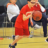68 Red United Basketball