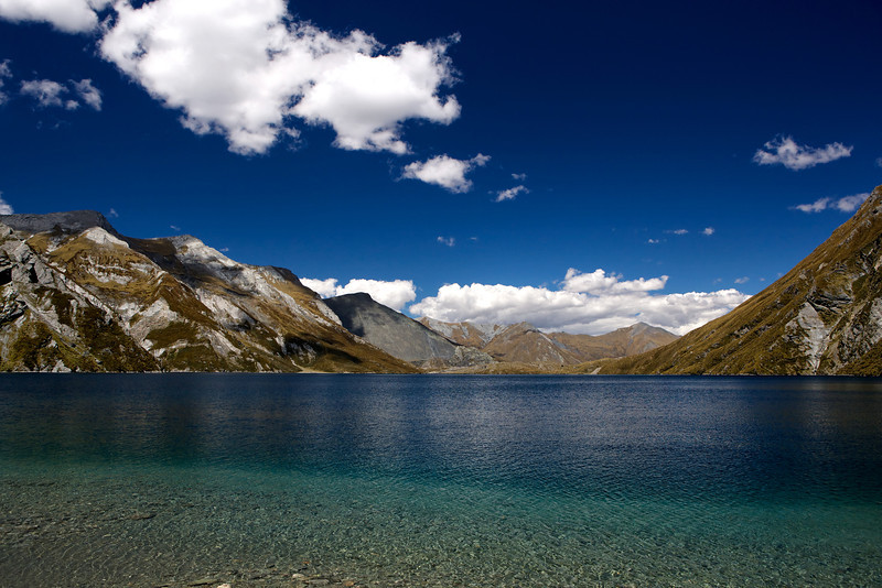 Glacial Lake, New Zealand South Island