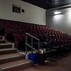 Theatre style seating at the program room in WMC.  Taken on July 4, 2014 by James Cadden.