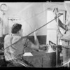 Pressure recordings at Dominguez, Long Beach, CA, 1935