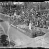 New Years Day Rose Parade, Pasadena, CA, 1936