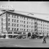 Coliseum Hotel, Los Angeles, CA, 1932