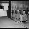 Aisle in Central Theater, 314 South Broadway, Los Angeles, CA, 1940