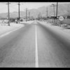 Intersection of Honolulu Avenue and Pennsylvania Avenue, Glendale, CA, 1934