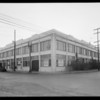 New office building of Frank Dillin, 1601 South Hope Street, Los Angeles, CA, 1931