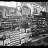 Interiors of Silver's Drug Store, 5401 South Central Avenue, Los Angeles, CA, 1940
