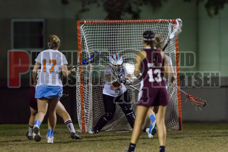 Cypress Creek Bears @ Boone Braves Girls Varsity Lacrosse - 2014DCEIMG-9511