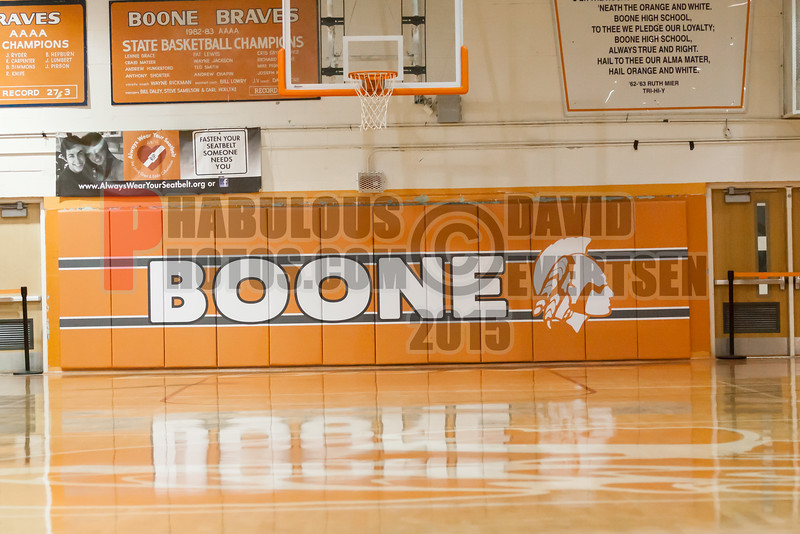 Dr  Phillips Panthers @ Boone Braves Boys Varsity Basketball - 2015 -DCEIMG-2012