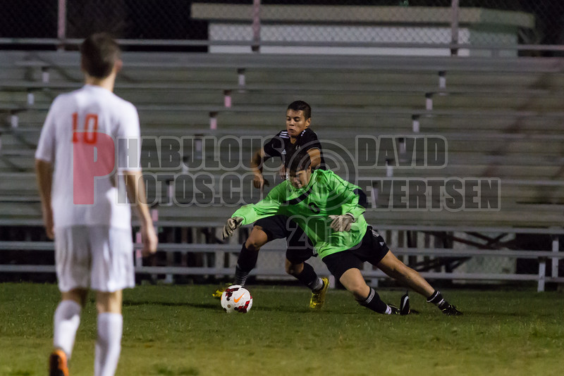 Cypress Creek Bears @ Boone Braves Boys Varisty Soccer - 2014-DCEIMG-4678