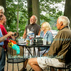 Dick Calhoon's 88th Birthday Party, August 20, 2014 at Sunset Grill in Wilson, NY.