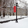 Dickinson College in Winter