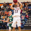 Wheaton College Men's Basketball vs IL Wesleyan (80-83)