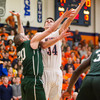 Wheaton College Men's Basketball vs Illinois Wesleyan (88-97)