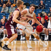 Wheaton College Men's Basketball vs University of Chicago (84-61)