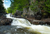 Dave's Falls, Marinette County, Wisconsin