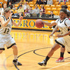 UNCP Basketball plays Flagler on Saturday February 27th 2010.