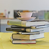 WOO Teacups and Poetry Books 12/04/2014