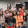 WOO Teen Lounge Group Shot 21/2/2014
