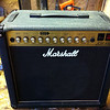 Marshall Combo recovering with new Tolex. By www.harrisonwoodwork.com