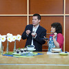 Dave Kelly, City TV Calgary and Mairlyn do the taste test.