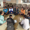 community teaching workshop  on raising awareness on legal rights of PLHIV and high risk population