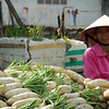 A Woman and her Turnips - Mekong Delta, Vietnam
